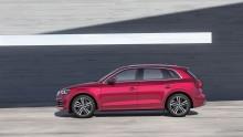 Første SUV fra Audi med lang akselafstand