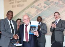 Vereinbarung über Doppelabschlüsse im Masterstudiengang Maschinenbau mit der Dedan Kimathi University of Technology Nyeri/Kenia