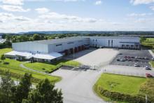 Castellum hyr ut 14 500 kvm till Elanders i Viared, Borås