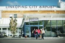 Banan flyttas - nytt avtal för Linköping City Airport