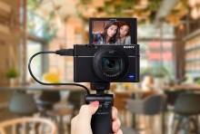 Sony Introduces New VCT-SGR1 Shooting Grip for RX0 and RX100 Series Cameras