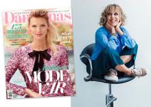 Marit Bergman är ny krönikör i Damernas Värld