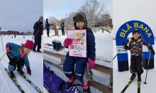 SSF arrangerar barnskidskola på Gärdet i Stockholm