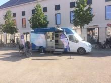 Beratungsmobil der Unabhängigen Patientenberatung kommt am 15. November nach Wittenberg (Lutherstadt).