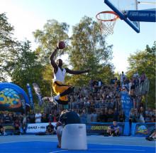 International street basket finale i København