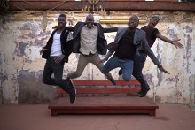 Det roste band Songhoy Blues tager turen fra Mali til Lille VEGA