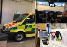 ONE Nordic ser till att ambulanserna i Region Skåne kan kommunicera med SOS-centralen