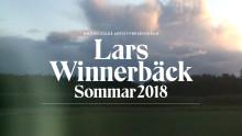 Lars Winnerbäck på stor sommarturné