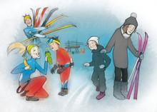 Idrettsseminar på OL-museet