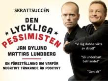 Lyckliga Pessimister till Västerås och Örebro