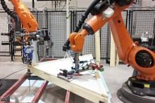 Trämanufaktur - Ny testmiljö för industriell trätillverkning