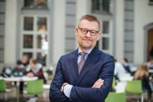 Magnus Mähring appointed holder of the Erling Persson Chair in Business Administration