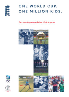 ECB ICC CWC Participation Strategy
