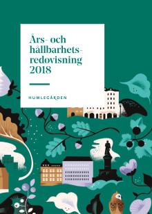 Humlegården års- och hållbarhetsredovisning 2018