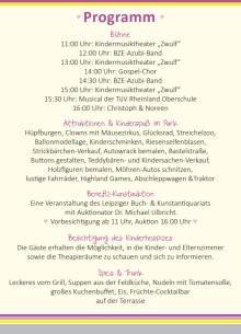 Tag der offenen Tür - Ein Familienfest für Groß & Klein
