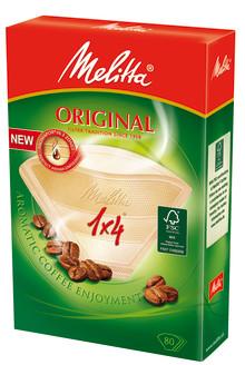 Melitta® nylanserar filterklassiker: Melitta® Original