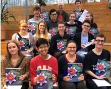 Elev fra H.C. Ørsted Gymnasiet blandt vinderne af årets danske biologiolympiade