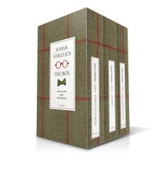 Johan Hakelius, The Box: 1370 sidor tankeväckande underhållning