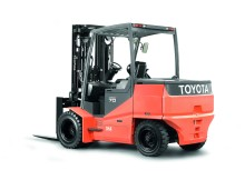 Positiv utveckling för Toyotas truckar i Sverige