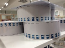 Etikettföretaget Beneli  ISO-certifierat