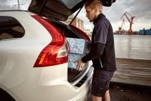 Volvo In-car Delivery finns nu också i Stockholmsregionen