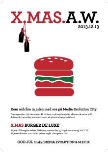 X.MAS.A.W. PÅ MEDIA EVOLUTION CITY!