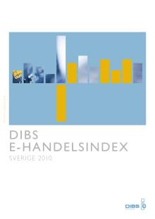 DIBS e-handelsindex 2010