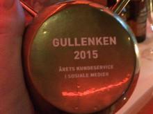 Telenor vant Gullenken