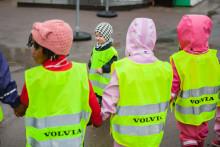 Barnsäkerhetens dag – idag uppmärksammas trafiksäkerhet för de minsta