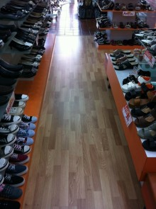 Flooring Guide for Retail Shop Outlets