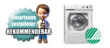 Cylinda tvättmaskin får toppbetyg av konsumentpanel