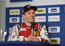 Dubbla uppdrag för Ekström: DTM-premiär och rallycross på Hockenheim!