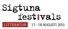 Sigtuna Litteraturfestival 17-18 augusti livestreamar