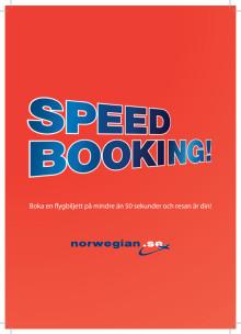Norwegian Speed booking