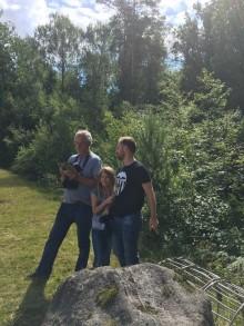 Forskning om fladdermöss på Borås Djurpark