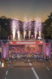 Midnattsloppet i Göteborg den 22 augusti