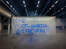 Finns det ett kontor bortom molnet? På Stockholm Furniture & Light Fair 2020 arrangeras en utforskande utställning om framtidens arbetsplats
