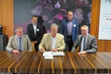 Fränkisches Energieeffizienz-Netzwerk legt neue Sparziele fest – 14 Unternehmen unterzeichnen Absichtserklärung