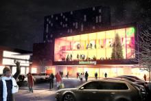 Fulltecknat köpcentrum: New Yorker öppnar på nya Frölunda Torg
