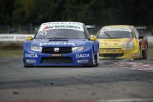 Godkänd STCC-avslutning för Dacia Dealer Team