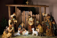 Nativity story time, in time for Christmas