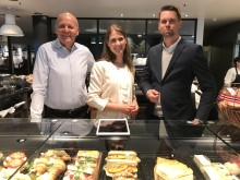 Bergen bakery testing out new digital solution with Telenor