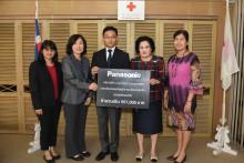 Panasonic Group Companies (Thailand) Donated 558,000 Baht to Nepal Earthquake Relief