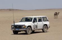 Fredsstyrkan i Västsahara fortsätter med svagt mandat