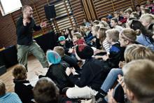 Fullt fokus på musik för barn och unga!