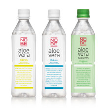 NOBE aloe vera lanserar sommarens hetaste nyheter samt ett sockerfritt alternativ