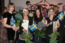 Svenskt brons i Nordiska Mästerskapet i Blomsterbinderi