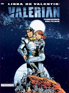 VALERIAN – tegneserieklassikeren bak den nye filmen