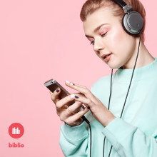 Axiell Media launches audiobook app Biblio for libraries