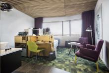 Umeå mot världen i tävlingen bäst designade hotell: U&Me är dubbelnominerade till hotellbranschens Oscars
